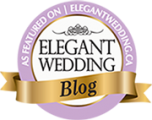 Wine Country Floral featured on Elegant Wedding Blog